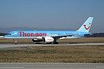 Thomsonfly (Thomson Airways) Boeing 757-204 G-BYAW (21354735458).jpg