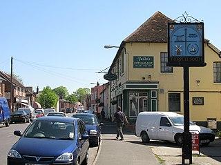 Thorpe-le-Soken Human settlement in England