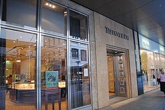QueensPlaza - Image: Tiffany & Co Store, Edward Street, Brisbane City