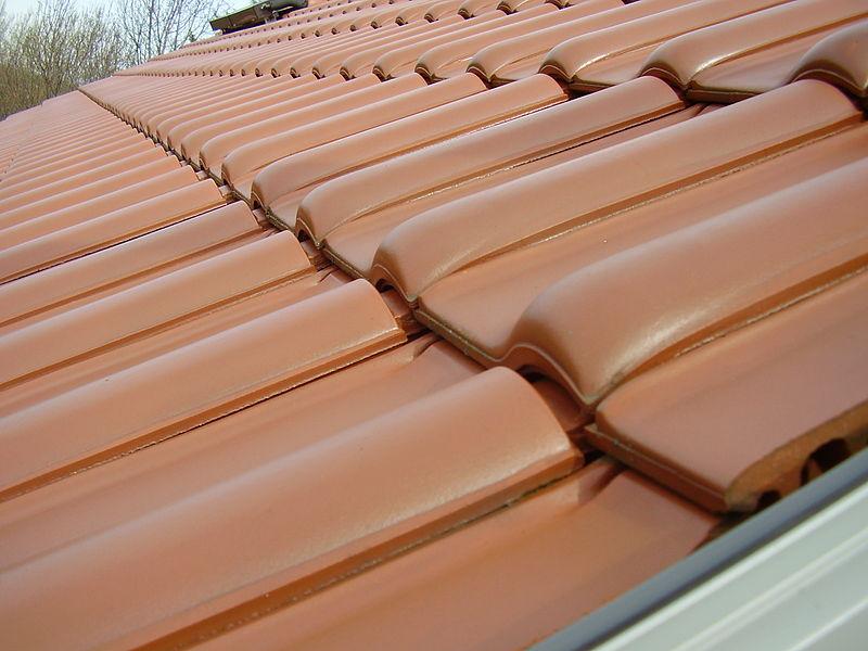 więźba dachowa - dachówki