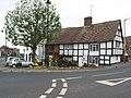 Timber framed cottages, Tewkesbury - geograph.org.uk - 614633.jpg