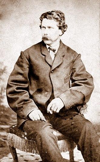 Timothy H. O'Sullivan - O'Sullivan circa 1871-74