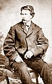 Timothy H O'Sullivan by F.G. Ludlow, Carson City, c1871-74.jpg