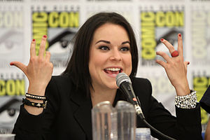 Tina Majorino - Majorino at the 2011 San Diego Comic-Con