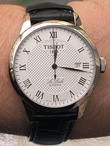 Tissot часы википедия 3 сезон