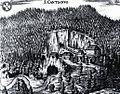 Tkalca jama Valvasor 1687.jpg