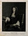 Tobias Rustat. Stipple engraving by W. N. Gardiner, 1796, af Wellcome V0005154.jpg
