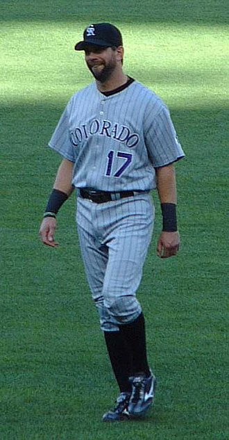 Tennessee Volunteers baseball - Todd Helton