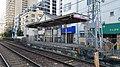 Toden-SA22-Sugamoshinden-station-platform-20181214-134043.jpg