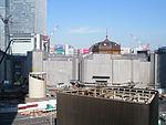 Tokyo Station restoration, 10 August 2011, 03.jpg