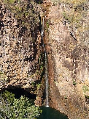 Tolmer Falls - Image: Tolmer Falls