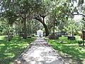 Tolomato Cemetery entryway July 2012.jpg