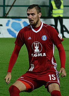 Tomáš Chorý Czech footballer