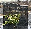 Tombe de la famille Péry (Jujurieux) dont Samuel Péry, maire de Jujurieux de 1919 à 1941.jpg
