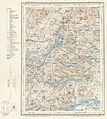 Topographic map of Norway, E30 aust Sjodalen, 1938.jpg