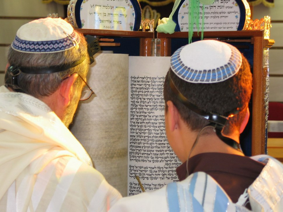 Torah Reading Sephardic custom