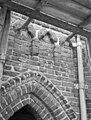 Toren, bovenzijde lantaarn; boogfries ter halver hoogte zuid-zijde - Loosduinen - 20142316 - RCE.jpg