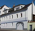 Torfahrt , Wollstraße, an Nr. 1, 2016-03.jpg