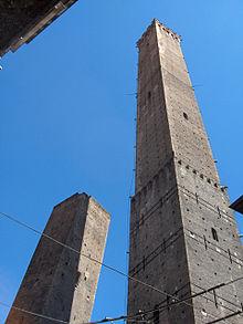 Le Due Torri di Bologna