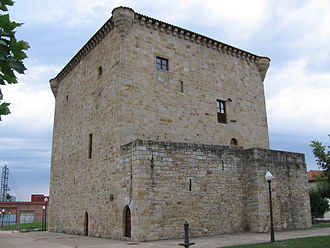 Lordship of Biscay - Vigil tower in Zamudio.