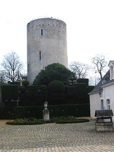 Tour Blanche à Issoudun (36).