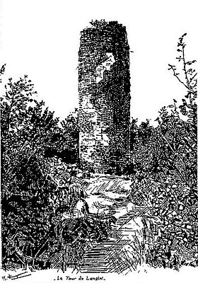Image illustrative de l'article Château de Langin