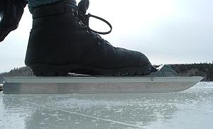 Tour skating - Image: Tour skate ice 1