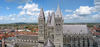 Tournai Cathedral cathedral