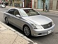 Toyota Crown Royal Saloon parked in Sapporo Front.jpg