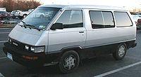 Toyota Van thumbnail