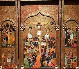 Tríptico da Crucificação