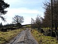 Track to Spring House (2) - geograph.org.uk - 720613.jpg