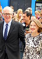 Tracy Letts and Carrie Coon at the premiere of August- Osage County, Toronto Film Festival 2013 -a.jpg