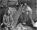 Traditional tipi back rests south piegan man.jpg