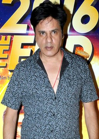 Rahul Roy - Roy at trailer launch of 2016 The End