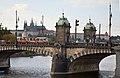 Tramway Bridge over the Vltava River, Prague - 8003.jpg