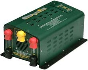 Transverter - A transverter power module for energy conversion, 2000 watt, HT2000.