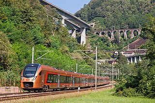Rail transport in Switzerland Overview of rail transport in Switzerland