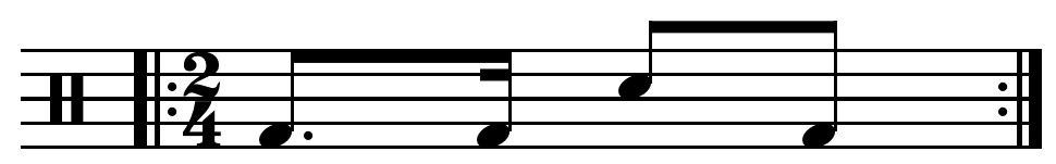 Tresillo%2B backbeat