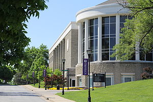 Trevecca Nazarene University - The Waggoner Library
