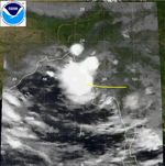 Tropical Depression 05B on September 22, 1992.png