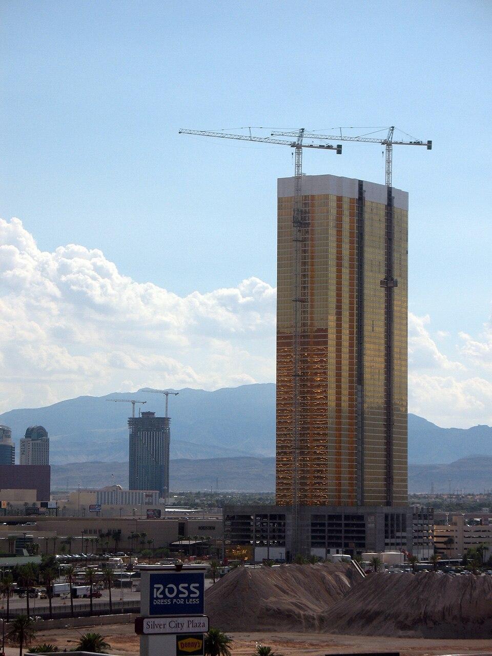Trump Tower Las Vegas - August 2007