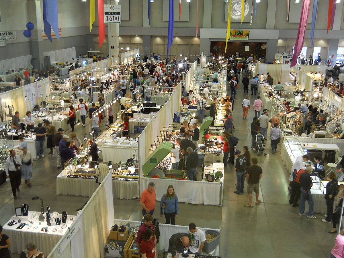 Tucson Gem And Mineral Show 2020 Dates.Tucson Gem Mineral Show Wikipedia