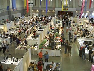 Tucson Gem & Mineral Show - Overview of the Tucson Gem and Mineral Show TM, Tucson Convention Center, 2011