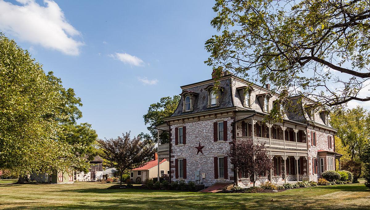 Tulpehocken Manor Plantation Wikipedia