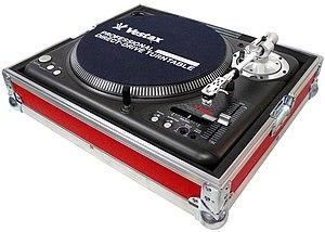 Vestax - DJ Turntable: PDX-3000