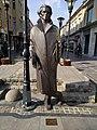 Tuzla - Ismet Mujezinović statue (2019).jpg