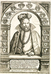 Autre portrait de Tycho Brahe