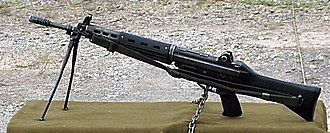 Howa Type 89 - The Type 89 Assault Rifle