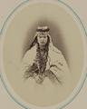 Types of Nationalities in the Turkestan Krai. Uzbek Women. Alim Khan WDL11097.png